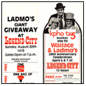 Legend City - Wallace and Ladmo