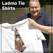 Wallace with Ladmo Tie TShirt